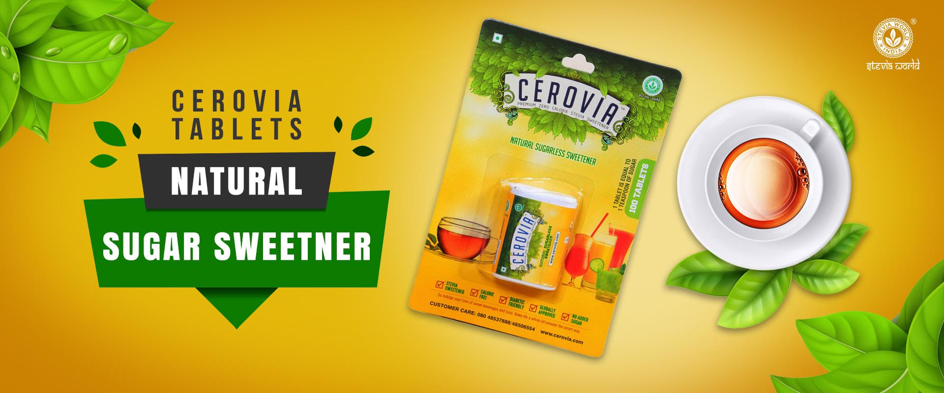 Stevia herbal drink
