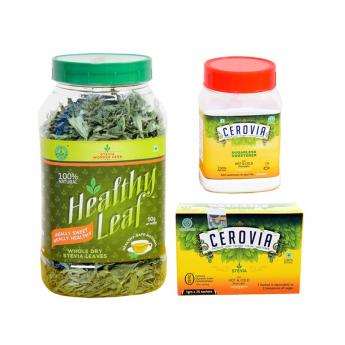 cerovia-stevia-powder-100-g-cerovia-stevia-sachet-25-1-g-healthy-leaf-dried-natural-stevia-leaf-50-g
